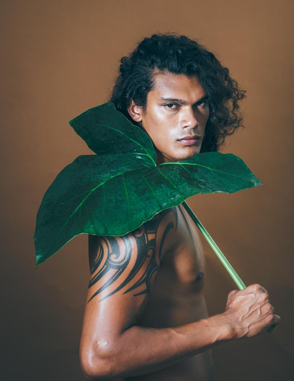 Native hawaiian men